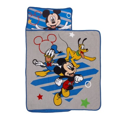 Toddler Mickey Mouse Nap Pad