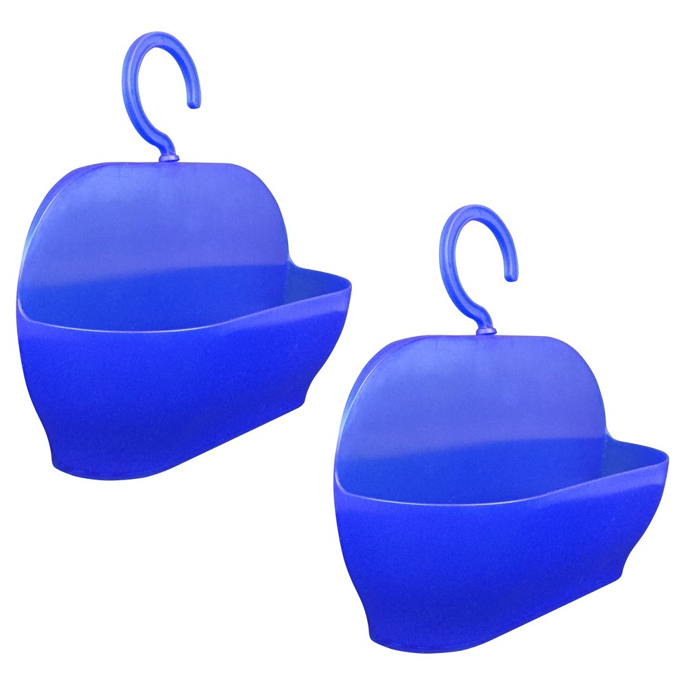 Image of Bath Basket Blue - BE U, Shower and Bath Caddies