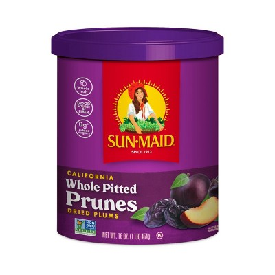 Sun Maid Pitted Prunes - 16oz
