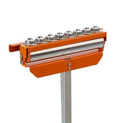Bora Tool PM5093 11.25 Inch Ball Bearing Adjustable Pedestal Roller Workbench
