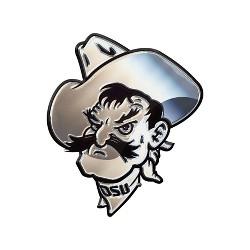NCAA Oklahoma State Cowboys Chrome Auto Emblem