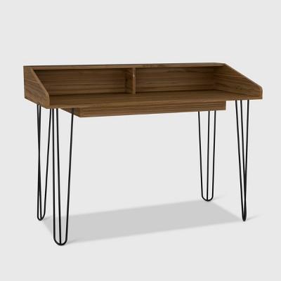 Aster Laptop Desk Brown - RST Brands