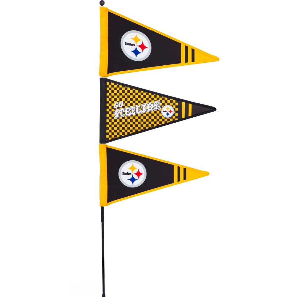 Pittsburgh Steelers Pennant Spinner