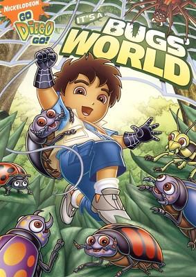 Go Diego Go!: It's a Bug's World (DVD)