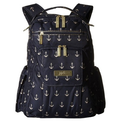 Ju-Ju-Be Be Right Back The Admiral Diaper Bag - Navy/Cream