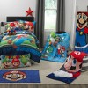 Nintendo Mario Twin Kingdom Hero Pillowcase - image 3 of 3