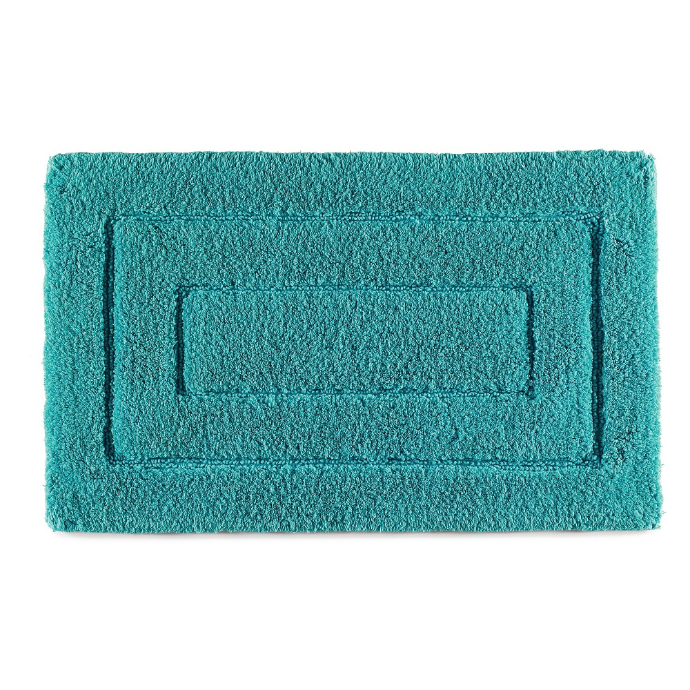 Kassatex Kassadesign Bright's Bath Rug - Aqua (Blue) (20