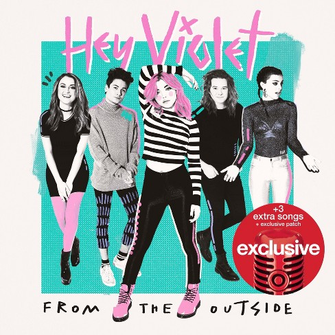 Hey Violet - From The Outside (Target Exclusive) - image 1 of 1