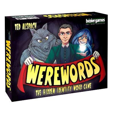 Werewords Board Game