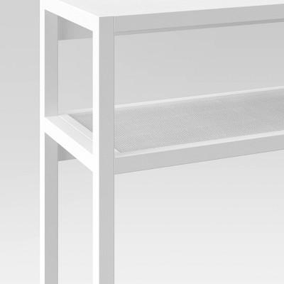 Warwick Narrow Console Table - Threshold™ : Target