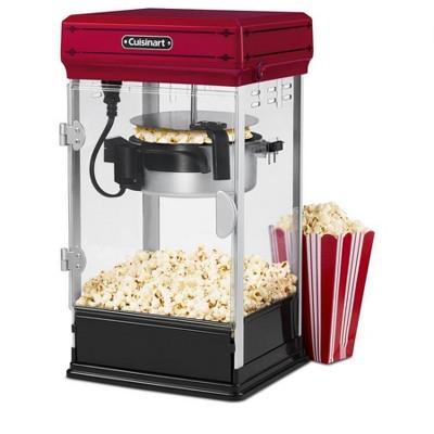 Cuisinart Classic Kettle-Style Popcorn Maker
