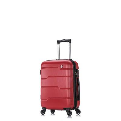 DUKAP Rodez 20'' Lightweight Hardside Spinner Suitcase