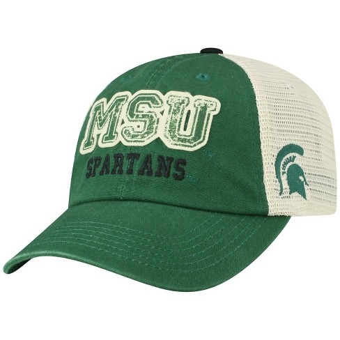 buy online 4a36c cffab Michigan State Spartans Baseball Hat