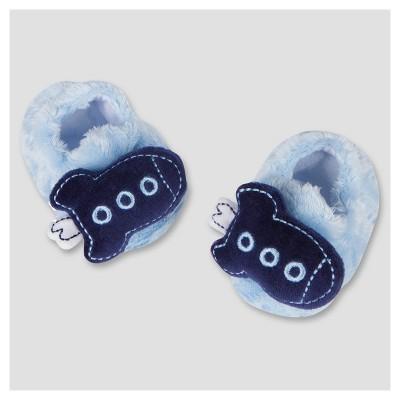 Baby Boys' Velboa Bootie - Space 0-6M - Gerber®