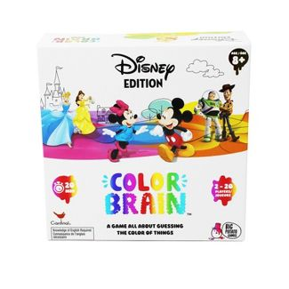 Color Brain Disney Edition Card Game