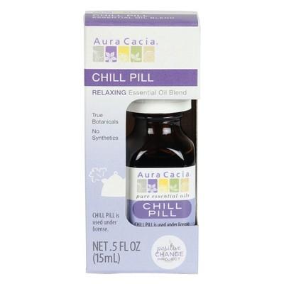 Aura Cacia Chill Pill - 0.5 fl oz