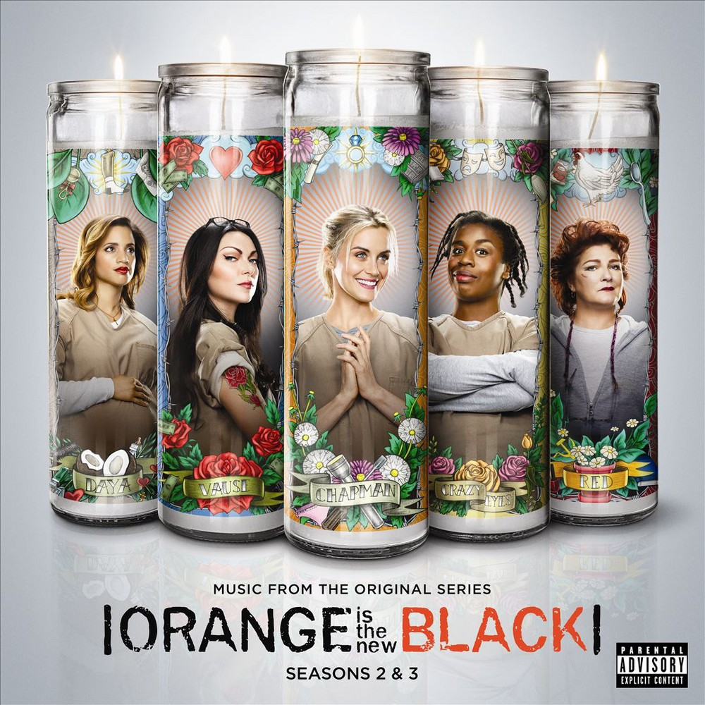 Music from the Original Series Orange Is the New Black Seasons 2 & 3