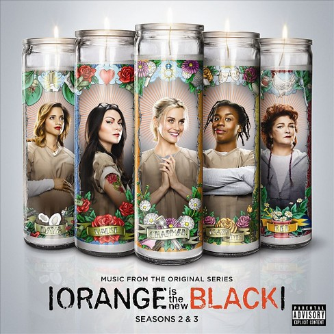 Music from the Original Series Orange Is the New Black Seasons 2 & 3 - image 1 of 1