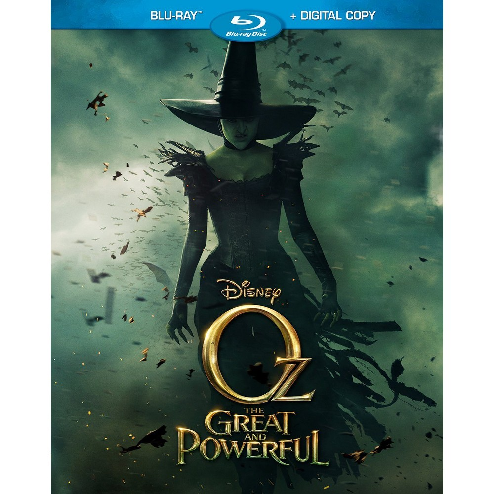 Oz the Great and Powerful (Includes Digital Copy) (Blu-ray)