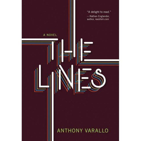 The Lines - by  Anthony Varallo (Paperback) - image 1 of 1
