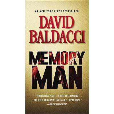 Memory Man (Reprint) (Paperback) by David Baldacci