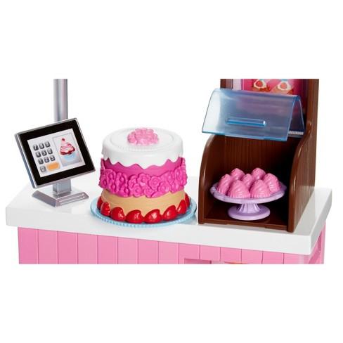 Barbie Careers Bakery Owner Doll And Playset Target