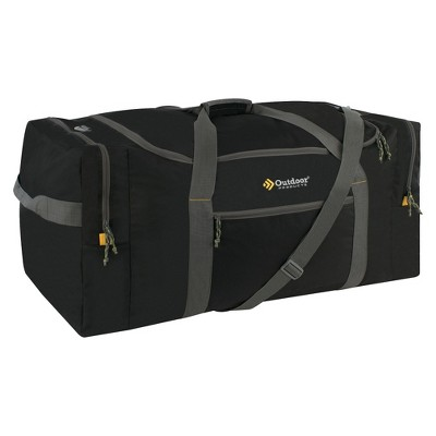 Outdoor Products X-Large Mountain Duffel Bag - Black