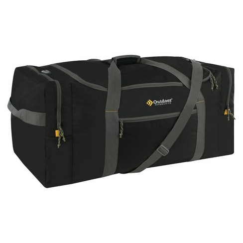 Outdoor Products X Large Mountain Duffel Bag Black