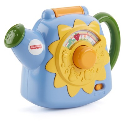 Fisher-Price Tiny Garden On-the-Go Tunes