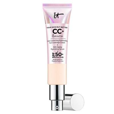 IT Cosmetics CC + Illiumination SPF50 - 1.08oz - Ulta Beauty