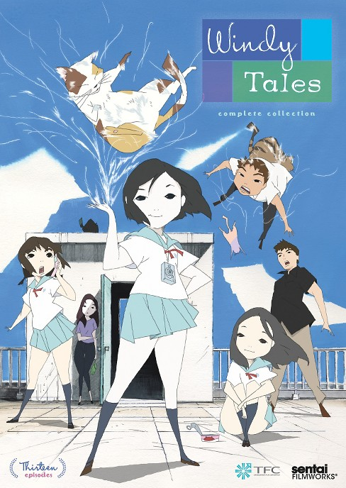 Windy tales:Complete collection (DVD) - image 1 of 1