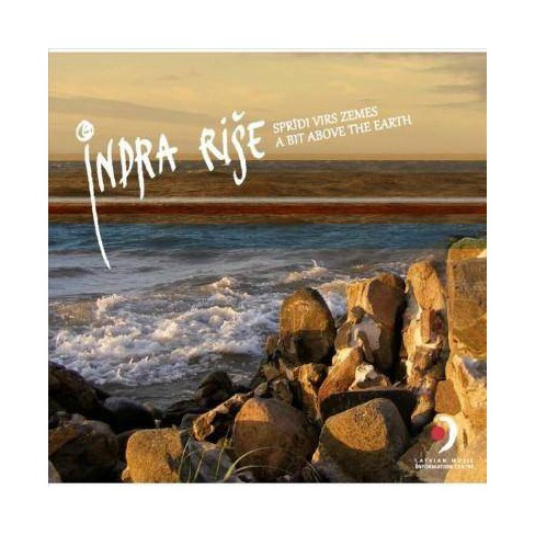 Indra Rise - Rise: A Bit Above The Earth (CD) - image 1 of 1