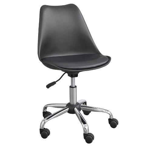 Northwest Adjustable Office Chair Black - Buylateral - image 1 of 4