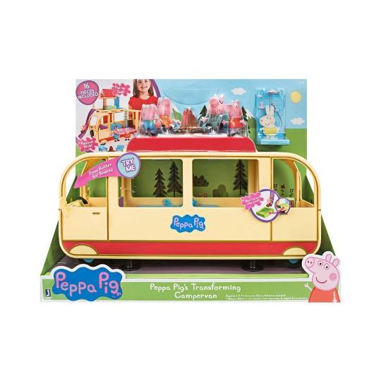 Peppa Pig's Transforming Campervan image number null