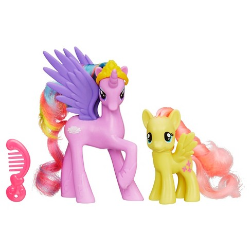 my little pony princess sterling and fluttershy figures target