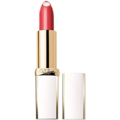 L'Oreal Paris Age Perfect Luminous Hydrating Lipstick  + Nourishing Serum - 0.13oz