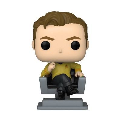 Funko POP! TV: Star Trek - Captain Kirk In Chair