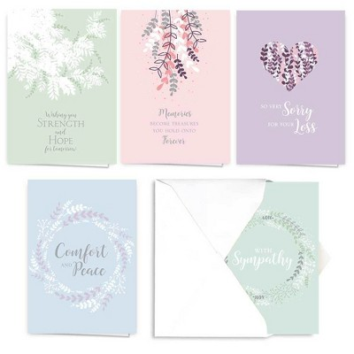 25ct Expressions Of Sympathy Assortment Card Packs