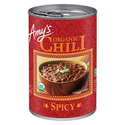 Amy's Organic Spicy Chili 14.7oz