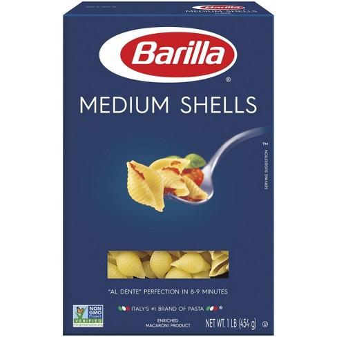 Barilla Medium Shells Pasta - 16oz - image 1 of 4