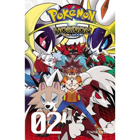Pokémon Horizon: Sun & Moon, Vol. 2 - (Pokemon) by  Tenya Yabuno (Paperback) - image 1 of 1