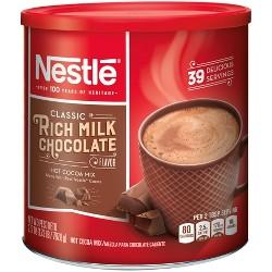 Nestle Rich Milk Chocolate Hot Cocoa Mix - 27.7oz