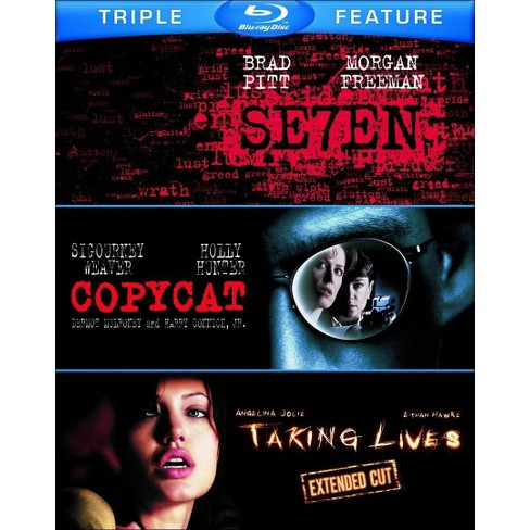 Seven/Copycat/Taking Lives [Blu-ray] - image 1 of 1