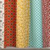 Geometric Boho Patch Shower Curtain - Lush Dcor - image 4 of 4