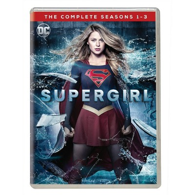 Supergirl: S1-3 (DVD)