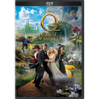 Oz: The Great and Powerful (DVD)(2018)