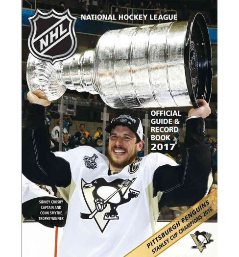 National Hockey League Official Guide & Record Book 2017 (Paperback) - image 1 of 1