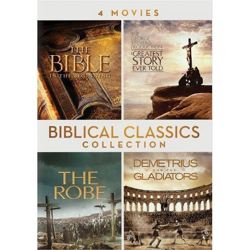Biblical Classics Collection (DVD) - image 1 of 1