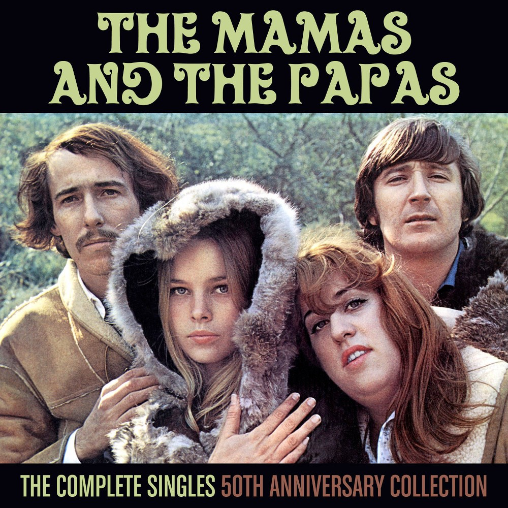 Mamas & The Papas - Complete Singles:50th Anniversary Col (CD)