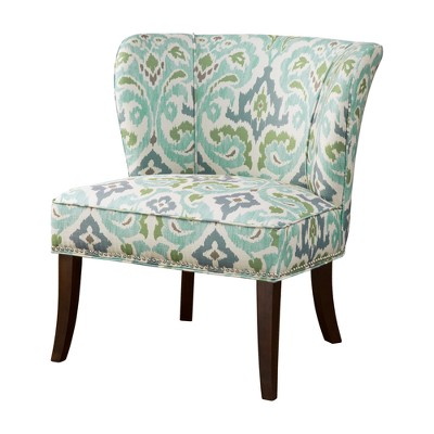 Accent Chairs Blue Green